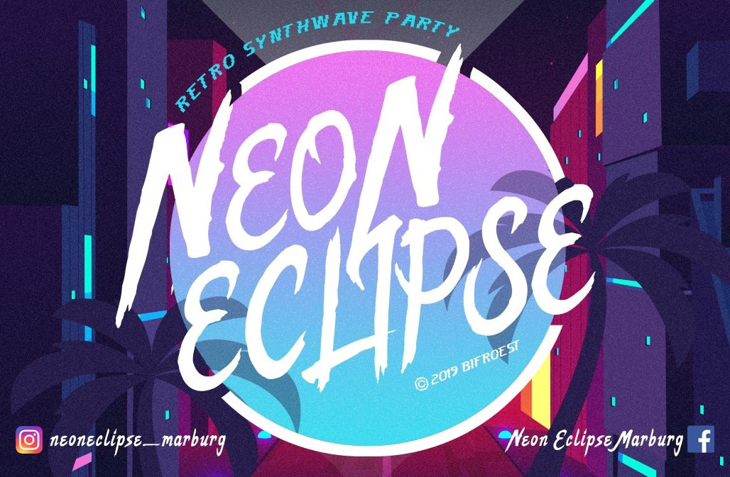 Neon Eclipse II - Synthwave Party